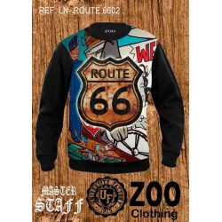 SUDADERA SUBLIMADA LN-ROUTE 6602